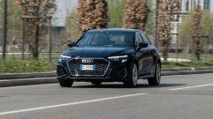 Audi A3 Sportback 30 g-tron: berlina premium a metano