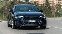 Audi A3 Sportback 30 g-tron: briosa ma dai consumi contenuti