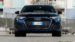 Audi A3 Sportback 30 g-tron: il frontale