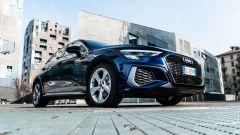 Prova Audi A3 Sportback g-tron S line: consumi, pregi, difetti