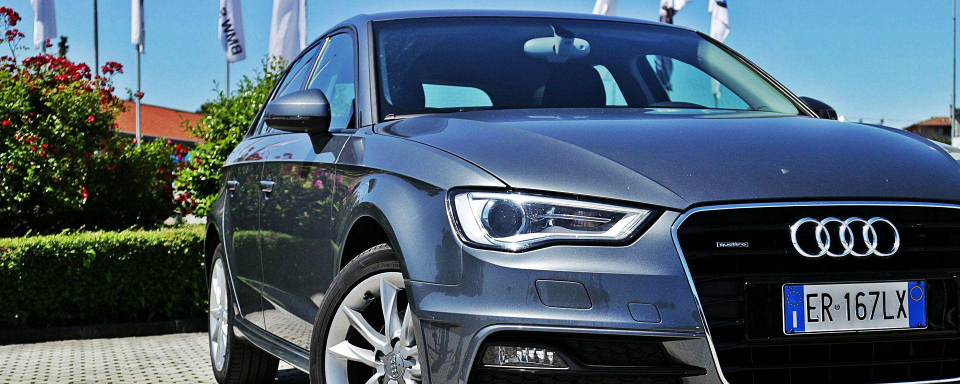 Audi A3 Sportback: Check Up usato [Video]