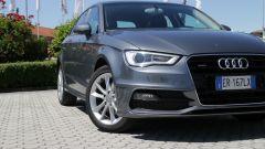 Audi A3 Sportback: da aprile 2013 ha percorso 101mila km