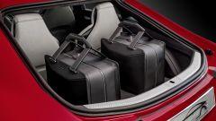 Audi A3 Sportback: ecco come potrebbe apparire il vano bagagli