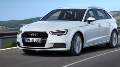 Audi A3 Sportback g-tron 2019, il metano riceve il 1.5 TFSI