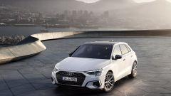 Audi A3 Sportback g-tron S tronic: i vantaggi del metano abbinati all'automatico a 7 rapporti