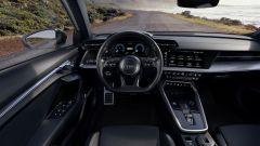 Audi A3 Sportback g-tron S tronic: l'abitacolo