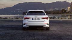 Audi A3 Sportback g-tron S tronic: vista posteriore