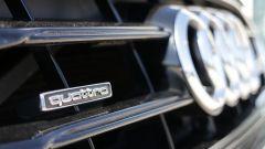 Audi A3 Sportback: l'esemplare che abbiamo scovato ha la trazione integrale quattro