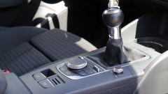 Audi A3 Sportback: un esemplare con il cambio manuale, una rarità