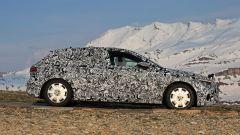 Audi A3 vista laterale