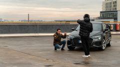 Audi A3 vs Mercedes Classe A plug-in hybrid: dietro le quinte della nostra prova video