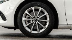 Audi A3 vs Mercedes Classe A plug-in hybrid: i cerchi in lega leggera da 17