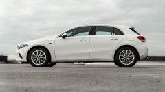 Audi A3 vs Mercedes Classe A plug-in hybrid: il profilo della Mercedes