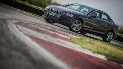 Audi A4 2.0 TDI: 3/4 anteriore