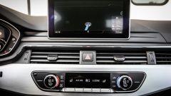 Audi A4 2.0 TDI: display infotainment