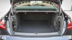 Audi A4 2.0 TDI: il bagagliaio