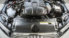 Audi A4 2.0 TDI: il vano motore