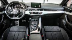 Audi A4 2.0 TDI: la plancia