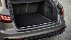 Audi A4 2019: il bagagliaio da 495 a 1495 litri