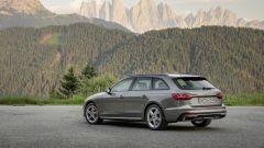 Audi A4 2019: la fiancata più muscolosa