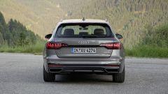 Audi A4 2019: nuove luci a led