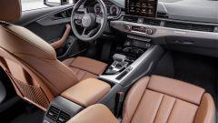 Audi A4 2019: schermo touch da 10 pollici e niente più rotellone