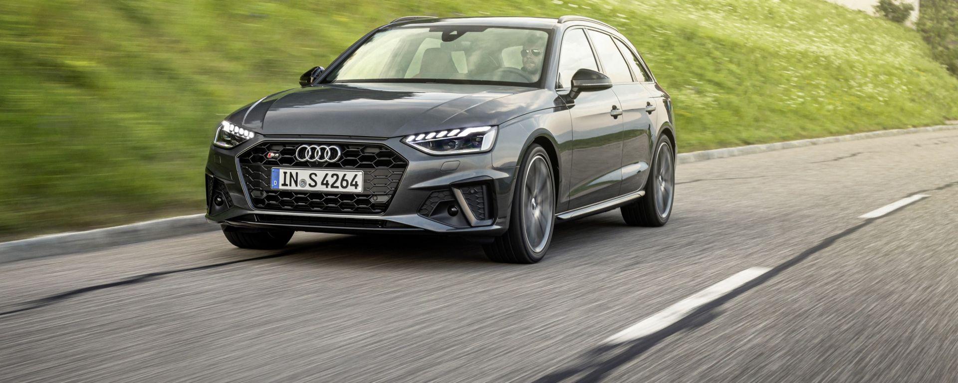 Audi A4 2020: come cambia e come va dopo il restyling [VIDEO]