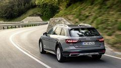 Audi A4 Allroad: il posteriore