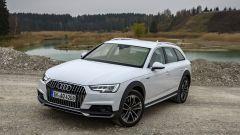 Audi A4 allroad quattro 2016, la prova e il video - Immagine: 5