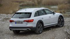 Audi A4 allroad quattro 2016, la prova e il video - Immagine: 6