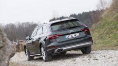 Audi A4 allroad quattro 2016, la prova e il video - Immagine: 35