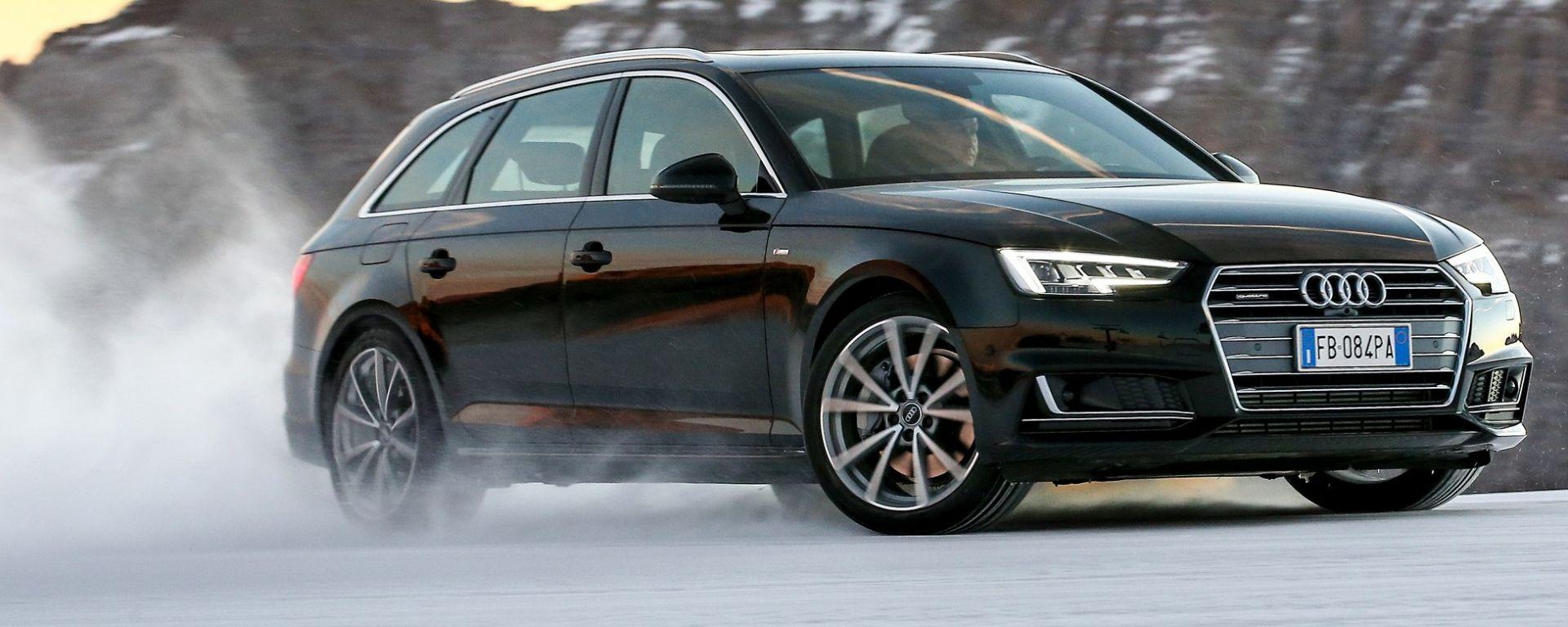Audi a4 avant 2 0 tdi 190 cv s tronic quattro