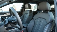 Audi A4 Avant 2019, gli interni