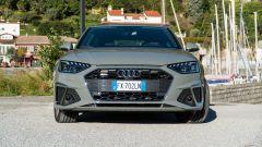 Audi A4 Avant 2019, il frontale