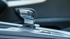 Audi A4 Avant 2019, la leva del cambio