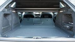 Audi A4 Avant 2019, la massima capacità di carico