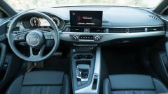 Audi A4 Avant 2019, la plancia