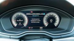 Audi A4 Avant 2019, la strumentazione digitale