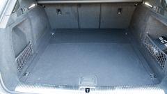 Audi A4 Avant 40 TDI quattro: il bagagliaio
