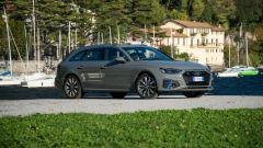 Audi A4 Avant 40 TDI quattro: vista 3/4 anteriore