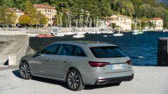 Audi A4 Avant 40 TDI quattro: vista 3/4 posteriore