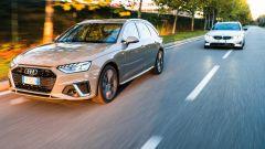 Audi A4 Avant 40 TDI quattro vs BMW 320d Touring: la comparativa