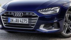 Audi A4 Avant: dettaglio anteriore