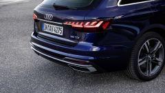 Audi A4 Avant: dettaglio posteriore