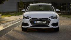 Audi A4 Avant g-tron frontale