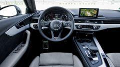 Audi A4 Avant g-tron: gli interni offrono tutta la qualità premium Audi