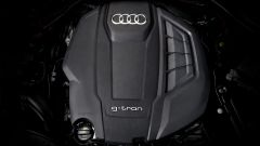 Audi A4 Avant g-tron: il motore