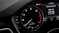 Audi A4 Avant g-tron: l'indicatore del metano
