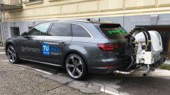 Audi A4 Avant g-tron (metano), 3 stelle Green NCAP