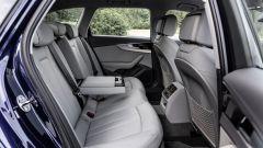 Audi A4 Avant: il divanetto posteriore